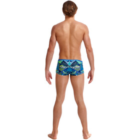 Funky Trunks Plain Front Trunks Men Sea Wolf